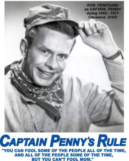 Captain Penny's Rule