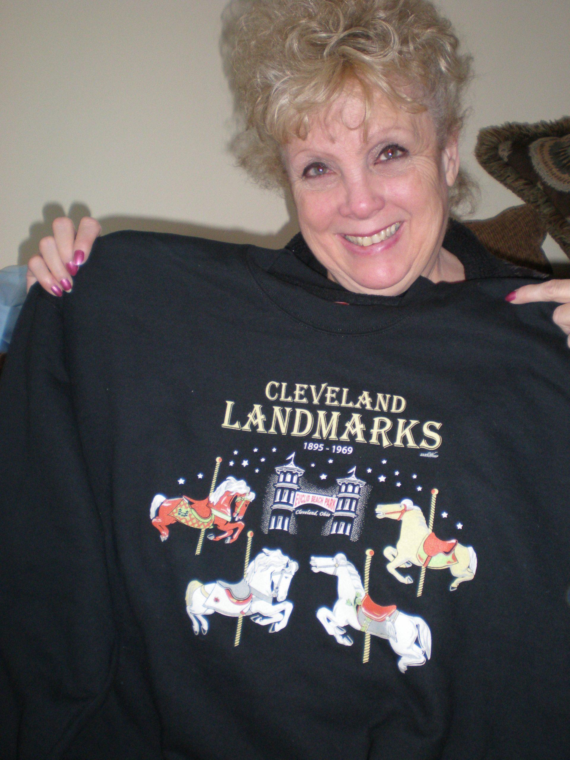 Cleveland Landmarks Peggy