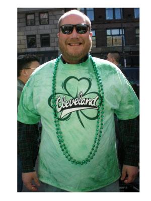 St. Patricks Parader