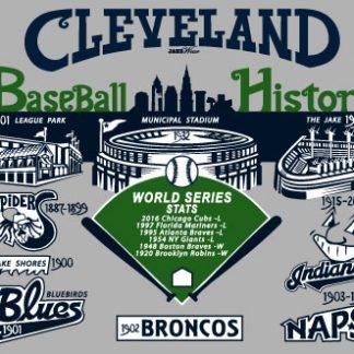 cleveland indians baseball history